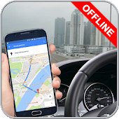Offline Navigation Driving & GPS Route Maps