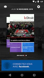 Le Droit screenshot 0