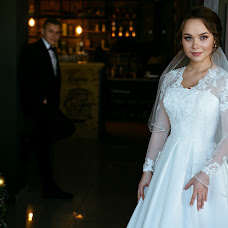 Wedding photographer Amir Kharlamov (akharlamovru). Photo of 10.01.2019