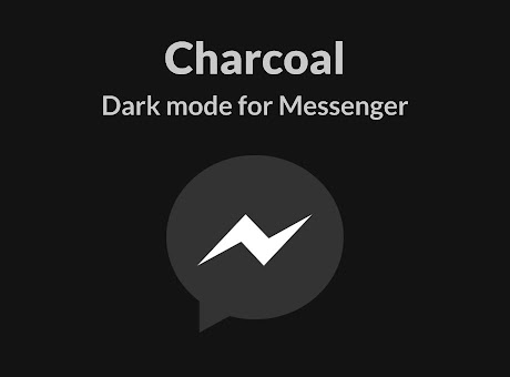 Charcoal: Dark Mode for Messenger