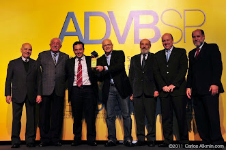 Photo: Top de Marketing 2011 da ADVB - premiação à agência Pop Trade Marketing