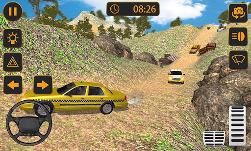 Village Taxi Game - Hill Climb Race 1.0 androidappsheaven.com 1