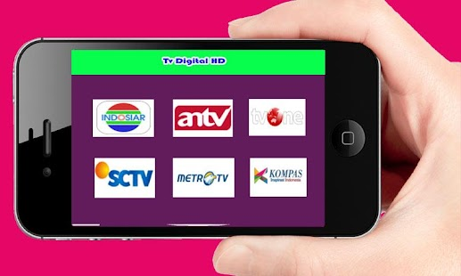 Tv Digital HD Indonesia - náhled