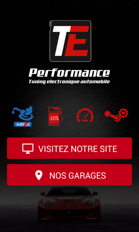 TE-PERFORMANCE- screenshot