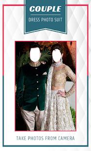 Couple Dress Photo Editor - náhled