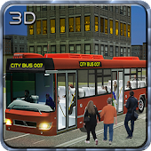 Real City Bus Coach Driver