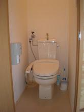 Photo: 2階トイレ 2层 洗手间  2F toilet
