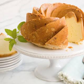 Powdered Sugar Pound Cake Recipes.