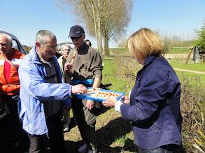 Photo: Bevoorrading in Laplaigne