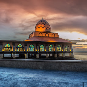 Al Hussain by Azry Azmy - Buildings & Architecture Places of Worship
