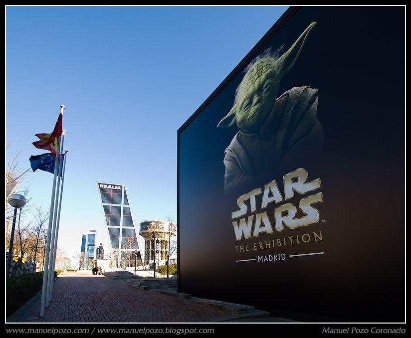 Star Wars en Madrid