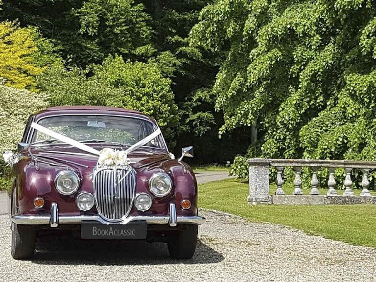 Daimler V8 250 Hire Devizes