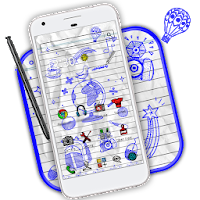 Download Paper Sketch Doodle Theme Free For Android Paper Sketch Doodle Theme Apk Download Steprimo Com