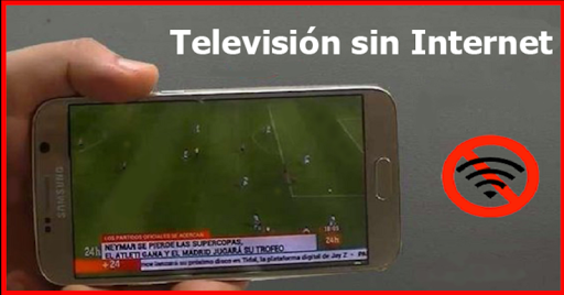 Screenshot for Gratis Televisión sin Internet in United States Play Store