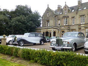 Photo: Our car and the Sewell's Silver Cloud III