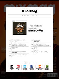 Mixmag Global- screenshot thumbnail