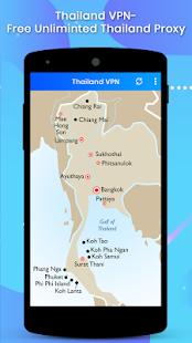 App Thailand VPN-Free Unlimited Thailand Proxy APK for Windows Phone
