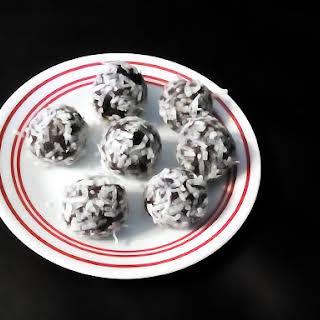 Coco Date balls.