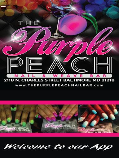 The Purple Peach