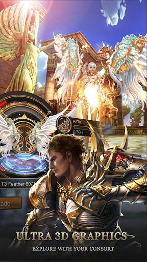 Immortal Thrones-3D Fantasy Mobile MMORPG  screenshots 3