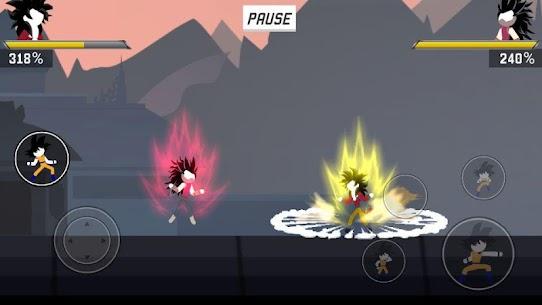 Stick Shadow: War Fight Apk Mod (Dinheiro Infinito) 3