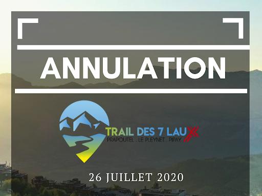Trail des 7 Laux 2020