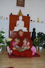 Photo: Buddhův život - Buddhas life