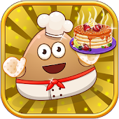 Cooking Pou Let's Cook!