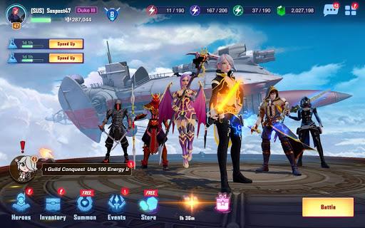 Crystalborne screenshot 16