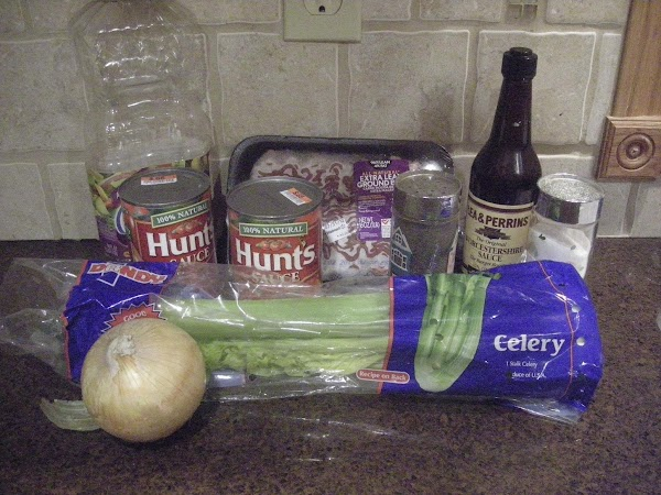 Hamburger Mix Recipe