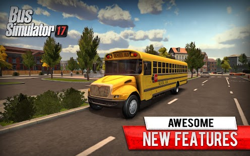 Bus Simulator 17 Screenshot