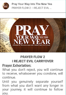 Pray Your Way To The New Year - Apps on Google Play