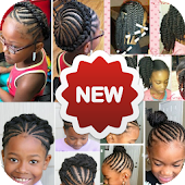 African kids braids - New Hairstyle for girls