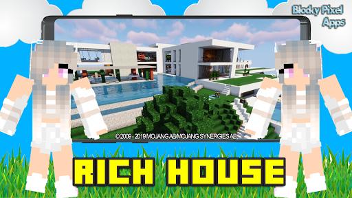 Mod Rich House [$1000000000]  captures d'u00e9cran 1