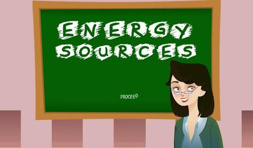 Energy Sources 1.0.0 screenshots 1
