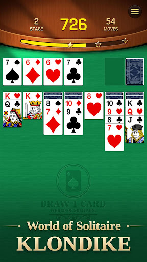 World of Solitaire: Klondike 5.3.0 screenshots 1