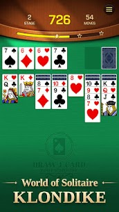 World of Solitaire: Klondike 1