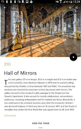 Palace of Versailles screenshot 7