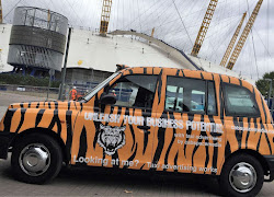CSM Tiger Full Wrapped Taxi