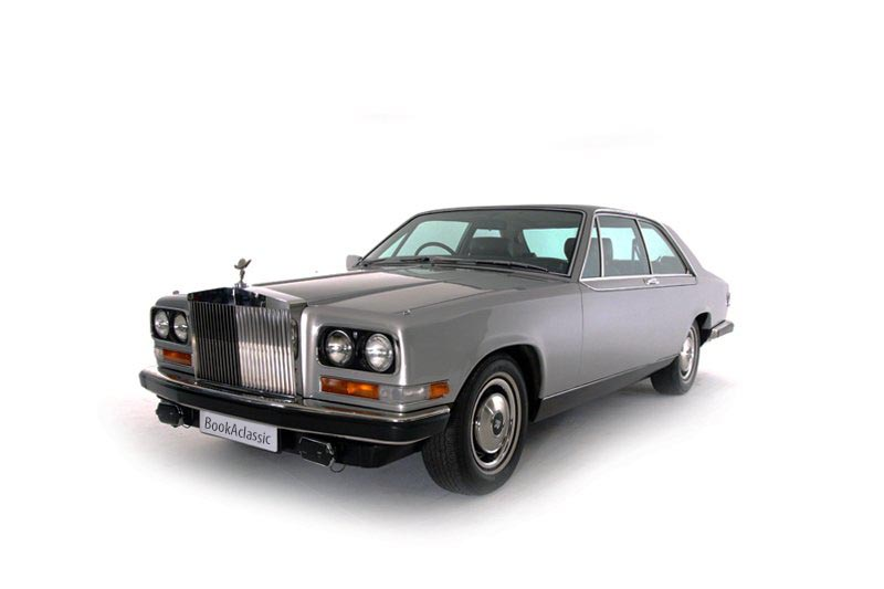 Rolls Royce Camargue for hire in London Hire Potters Bar, London