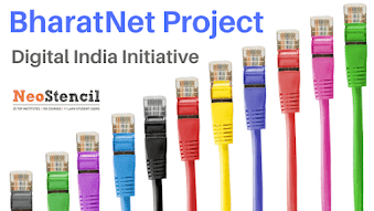 BharatNet Project - Digital India Initiative