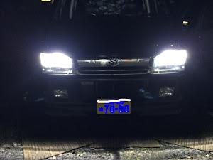 エブリイワゴン DA62W ジョインターボDX-2のライトのカスタム事例画像 永遠の7000さんの2018年11月09日08:26の投稿