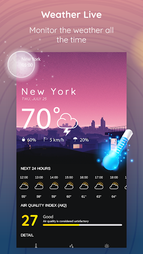 Weather Live 1.39.4 screenshots 7