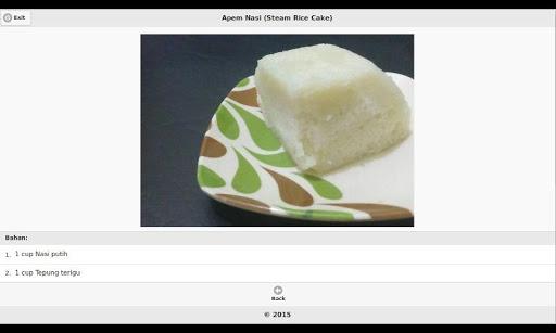Aneka Resep Masak Kue Basah 13