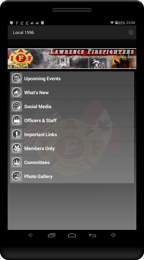 Local 1596- screenshot