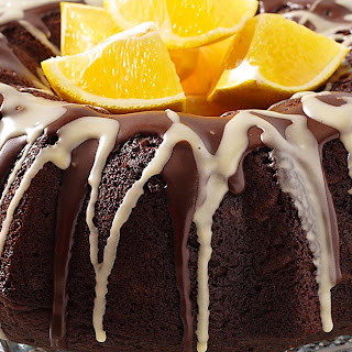 Chocolate-Orange Cake Recipe