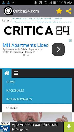 Critica24 Noticias Digitales