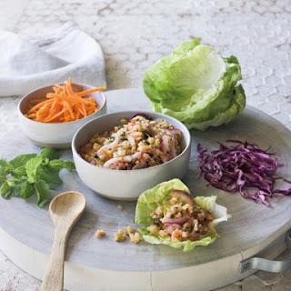 Spicy Shrimp Salad Rolls
