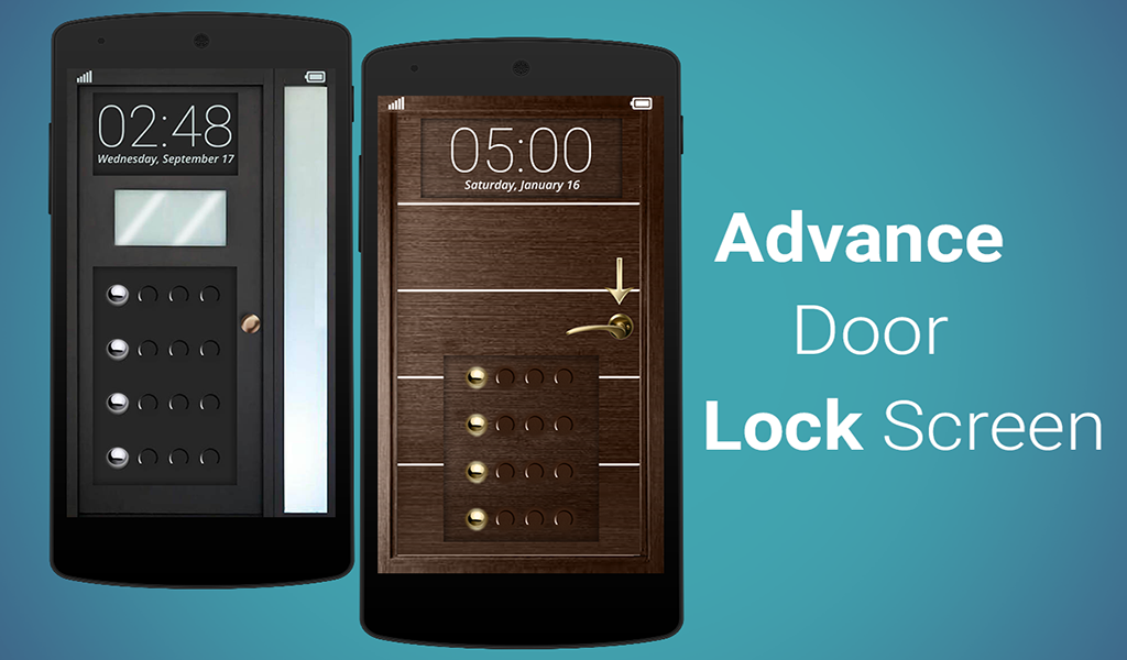 Advance Door LockScreen- screenshot