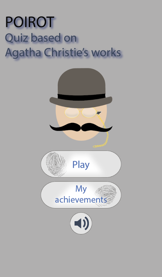 Quiz: Agatha Christie's Poirot- screenshot